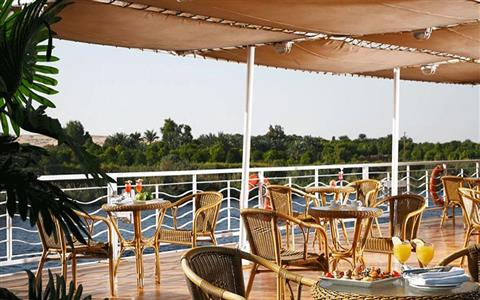 Ms Jaz Jubilee Nile Cruise